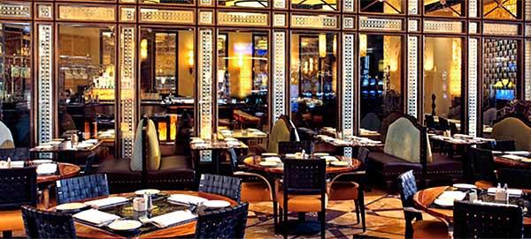 Grand Lux Cafe Venetian Las Vegas Urban Dining Guide