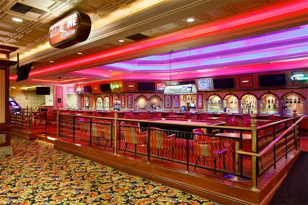 Paragon casino players club