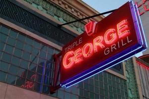 Triple George Grill - Las Vegas