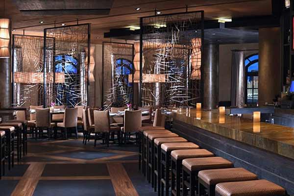 Yellowtail Bellagio Hotel Urban Dining Guide