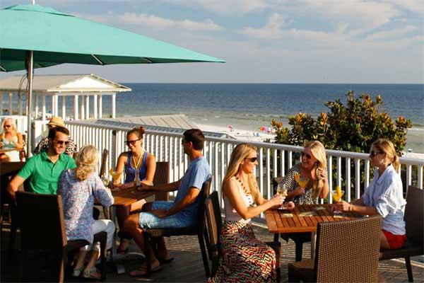 Bud Alley S Waterfront Restaurant