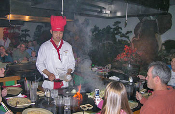Mikato Anese Seafood Steakhouse Lounge Panama City Beach Urban Dining Guide