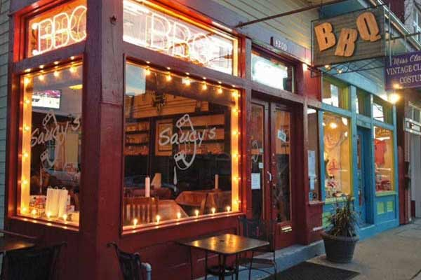 Saucy S Bbq New Orleans Closed Urban Dining Guide