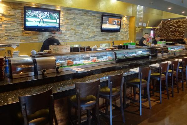 Oyshi Sushi Sahara Las Vegas Urban Dining Guide