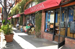 Crepevine - Church - San Francisco
