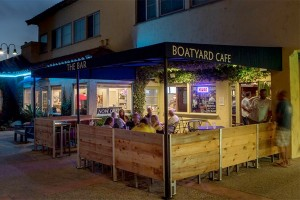 Boatyard Cafe & Bar - Ventura