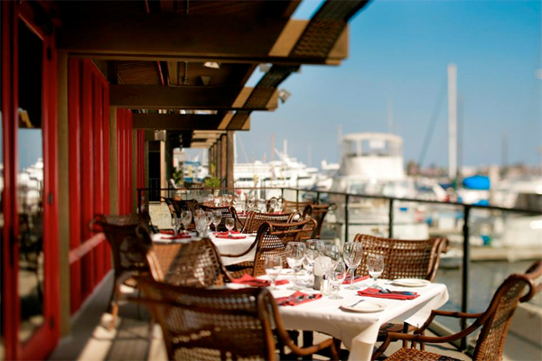 Rusty Pelican Restaurant Newport Beach Urban Dining Guide
