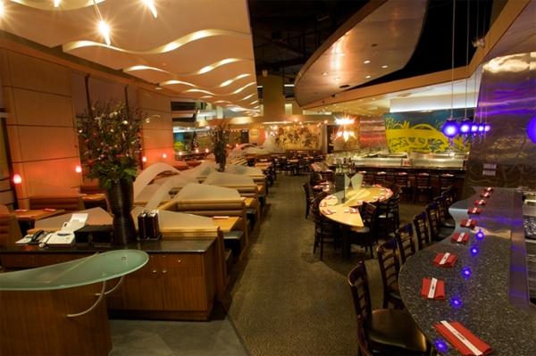 Kabuki Japanese Restaurant Huntington Beach Urban Dining