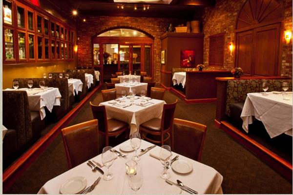Spaghettini Grill and Jazz Club – Seal Beach  Urban Dining Guide