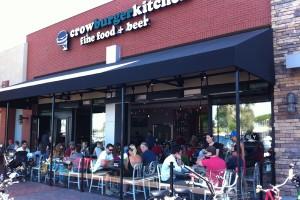 Crow Burger Kitchen - Newport Beach