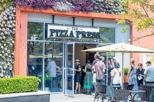 The Pizza Press - Hollywood