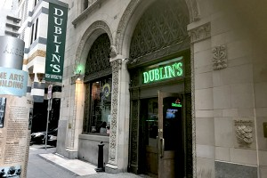 Dublin's Irish Whiskey Pub - Los Angeles