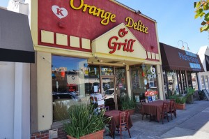Orange Delite & Grill - Sherman Oaks