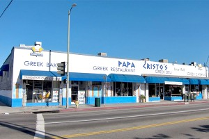 Papa Cristo's - Los Angeles