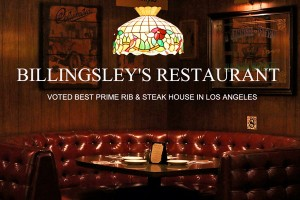 Billingsley's Restaurant - Los Angeles