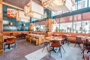 The Exchange Restaurant - Los Angeles