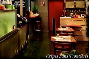 Crepes Sans Frontieres - Los Angeles