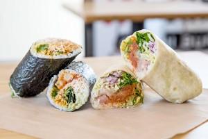 Jaburritos Sushi Burritos - Rainbow - Las Vegas