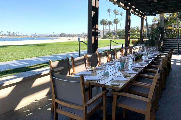 Oceana Coastal Kitchen San Diego Urban Dining Guide