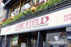 The Field Authentic Irish Pub & Restaurant - San Diego