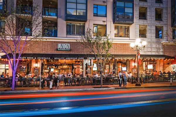 Union Kitchen Amp Tap Gaslamp San Diego Urban Dining Guide