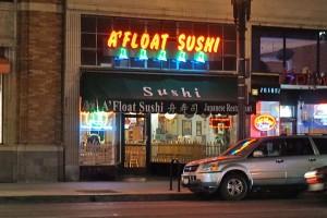 A'Float Sushi - Pasadena