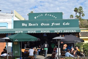 Big Dean's Oceanfront Cafe - Santa Monica