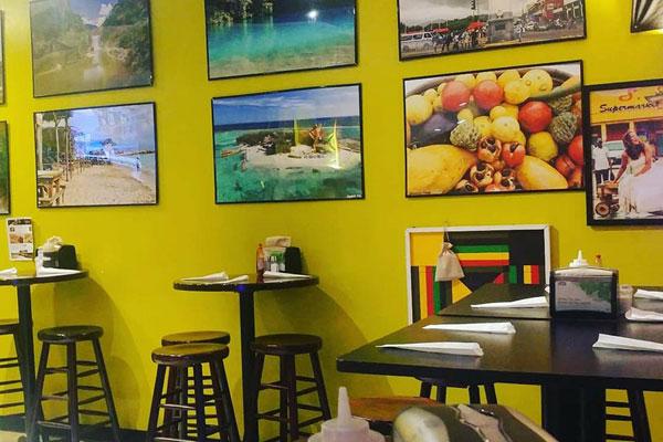 Bamboo S Jamaican Restaurant Fort Walton Beach Urban