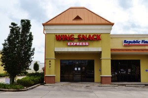Wing Snack Express - New Orleans