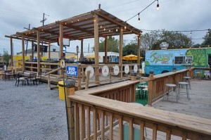 Deja Vieux Food Park - New Orleans