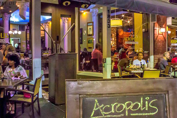 Acropolis Greek Taverna – Ybor – Tampa | Urban Dining Guide