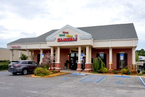 Samurai Japanese Steakhouse and Sushi - Navarre