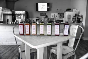 Agape Juices - Foley