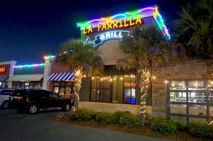 La Parrilla Mexican Grill - Pensacola